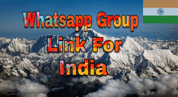 Whatsapp Group Link For India