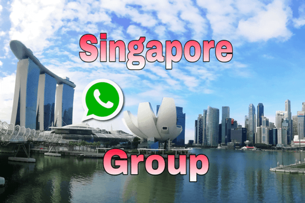 whatsapp group for singapore