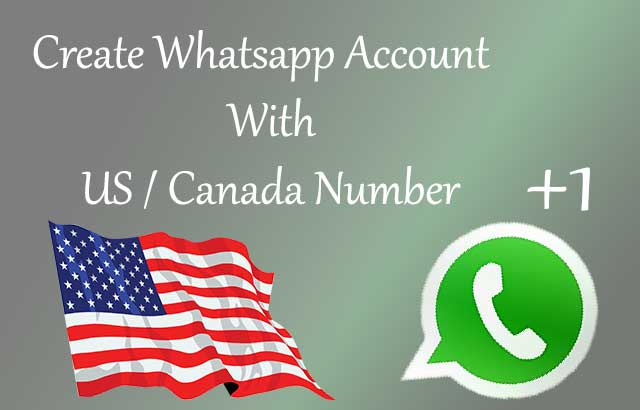 whatsapp with fake number